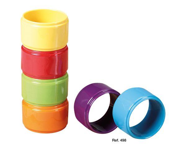 6 napkin-rings