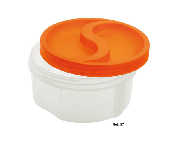Screw closure container