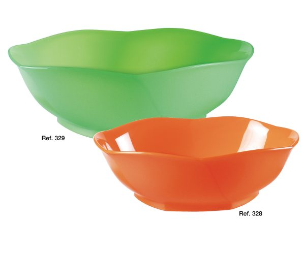Margherita oval bowls