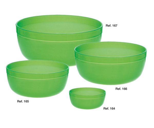 Europa salad bowls