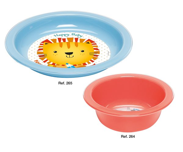 Baby plates