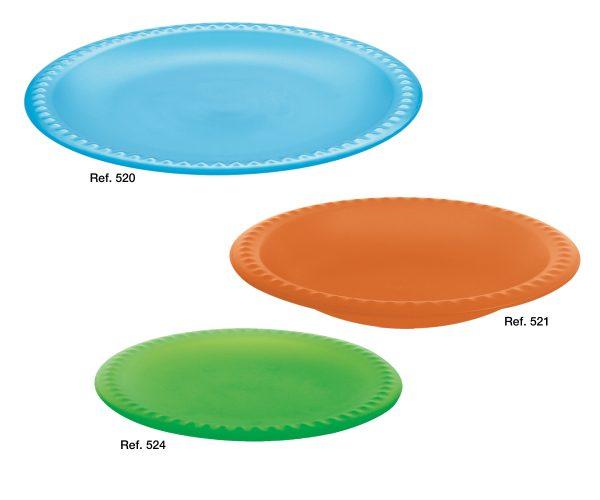 Oasi plates