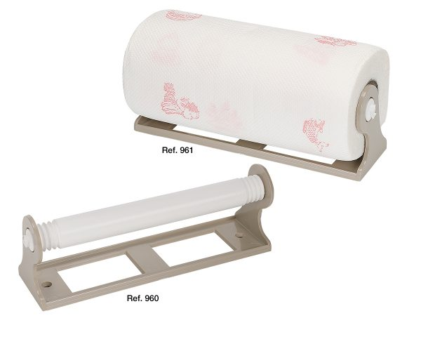 Adhesive roll-holders