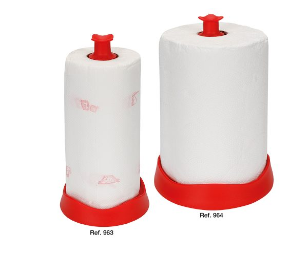 Onda roll-holders with roll-stop