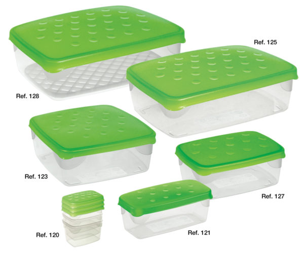 Oasi Freezer-Microwave Boxes