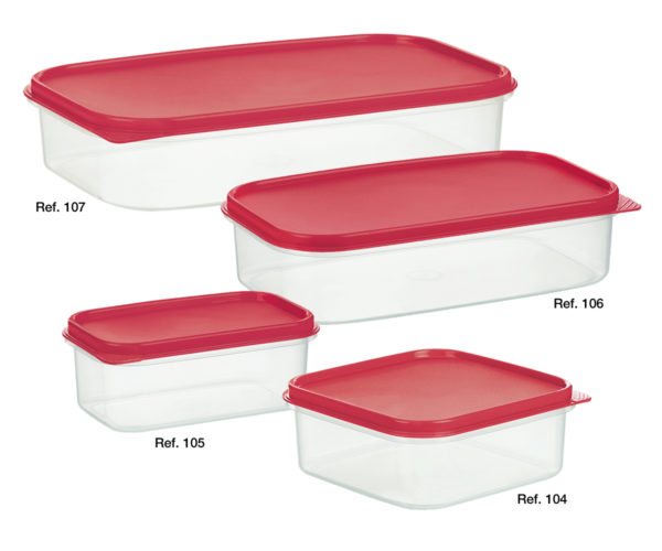 Freshness-safe freezer boxes