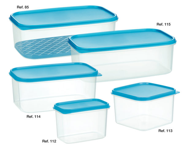 Freshness-safe high freezer Boxes