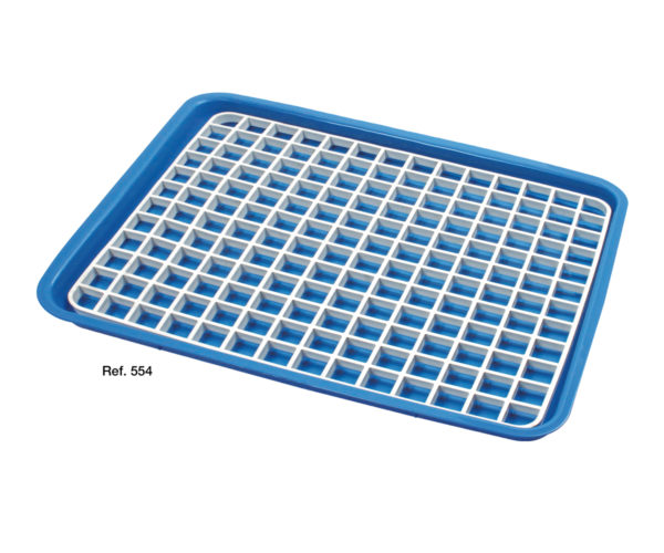 Drop-catcher tray